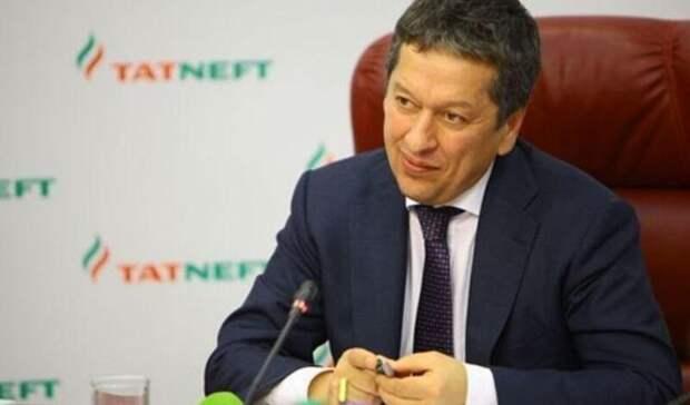 Глава «Татнефти» покинул совет директоров «Нижнекамскнефтехима»