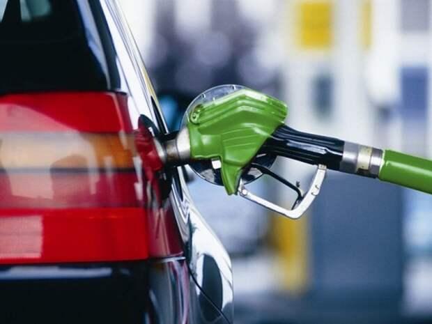 В России заметили снижение цен на бензин