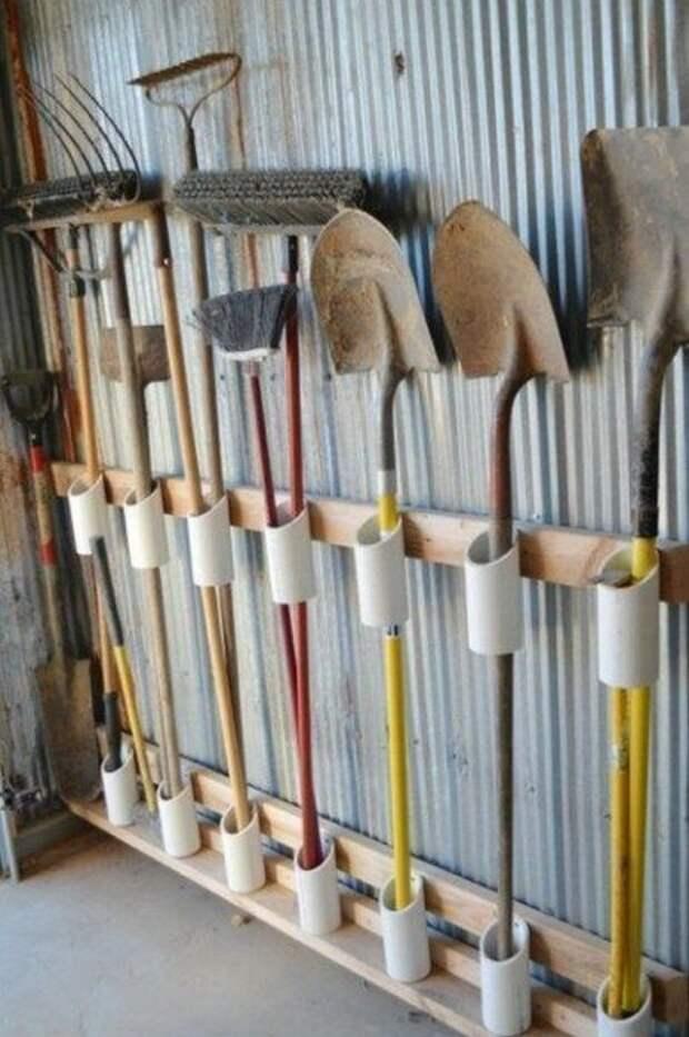 Как использовать остатки ПВХ труб: 16 свежих идей, которые пригодятся в быту