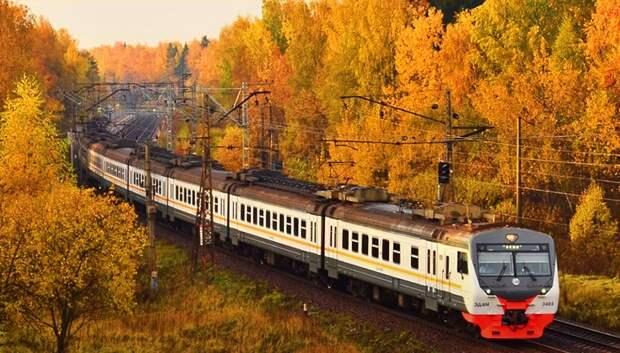 Движение поездов на Курском направлении МЖД вводится в график после сбоя
