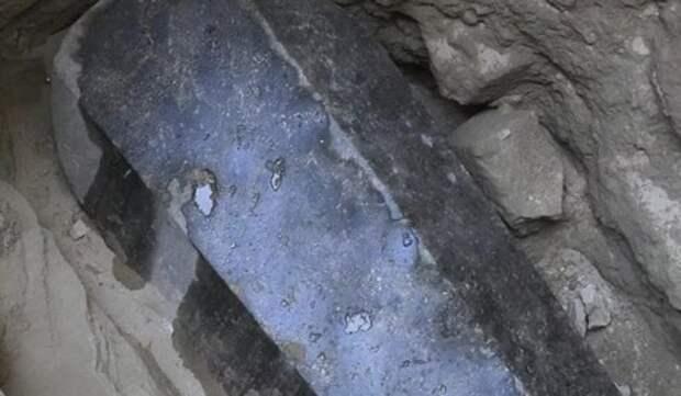Тайна черного саркофага