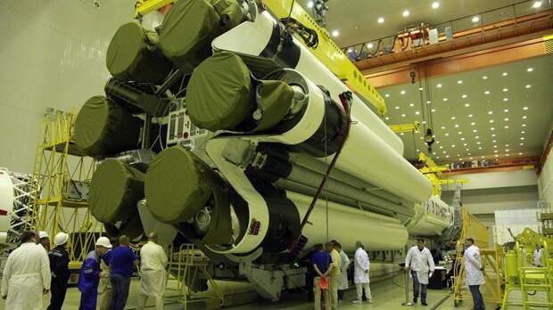РФ сможет выполнять миссии с иными странами с помощью ядерного буксира