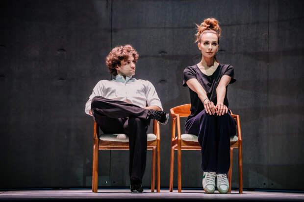Екатерина Варнава заменит Аллу Сигалову в спектакле «Игра в танго»