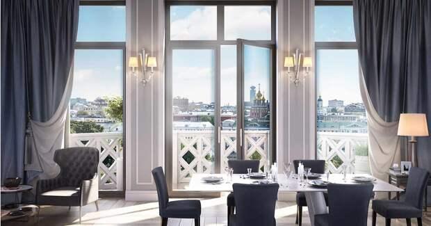Новая московская роскошь: гостиничные проекты класса люкс и брендированные резиденции