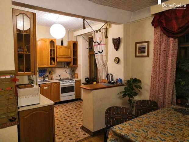 В Москве 4-комнатную квартиру можно снять за 40 тыс. рублей в месяц