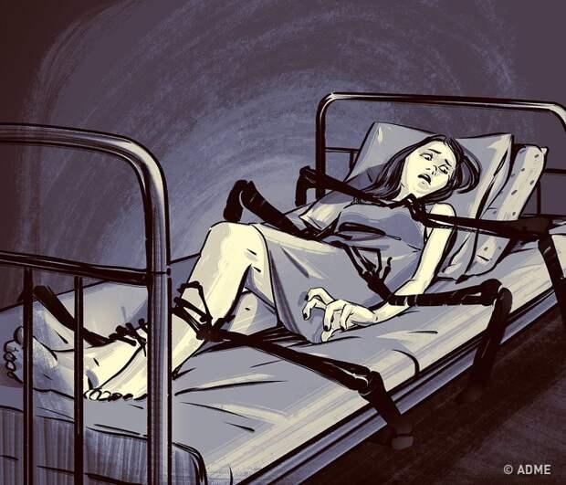 Люди с психическими расстройствами рассказали о своей жизни