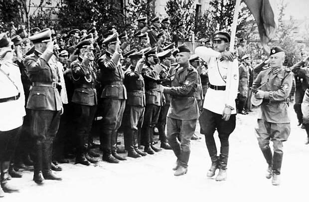 Нацсостав коллаборантов в ВОВ в сравнении с нацсоставом Красной армии: кто чаще шел служить Гитлеру