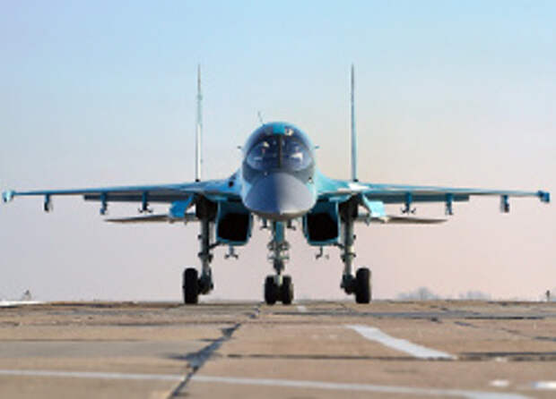 «Сухой» завершил выполнение пятилетнего госконтракта на поставку Су-34 для Минобороны РФ