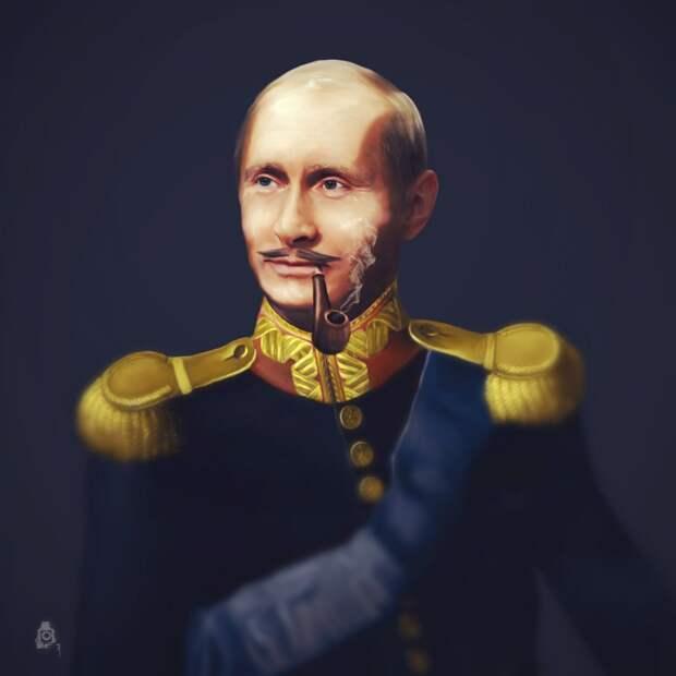 Путину завещаны шедевры на $2 млрд: Да Винчи, Рембрандт, Тициан...