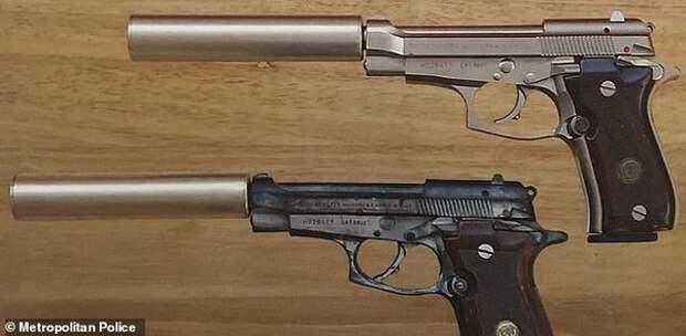В Лондоне похитили коллекцию оружия Джеймса Бонда на сумму 122 тысячи долларов