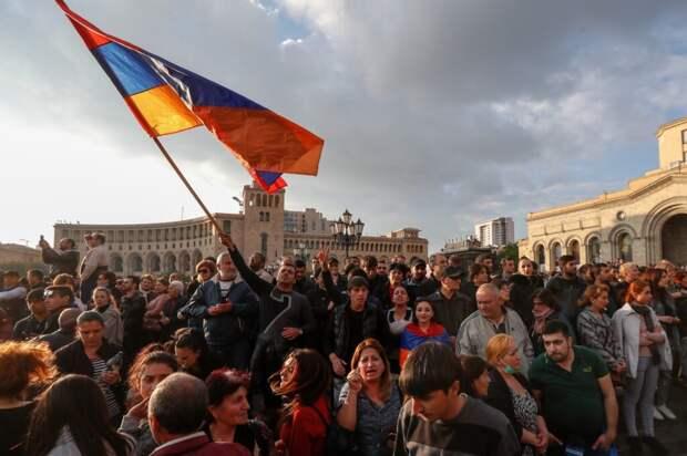 Армяне настаивают на запрете украинских товаров