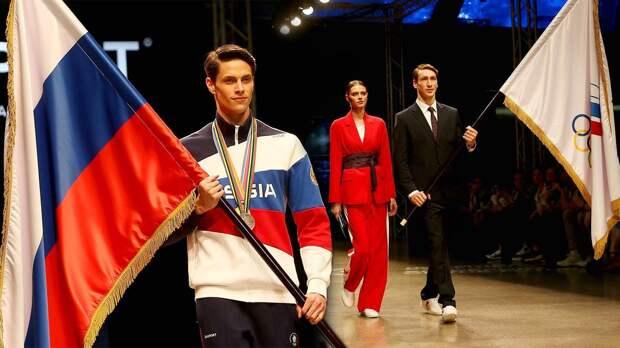 «Это как средний палец остальному миру». В Норвегии хейтят Россию за олимпийскую форму и пишут запрос в МОК