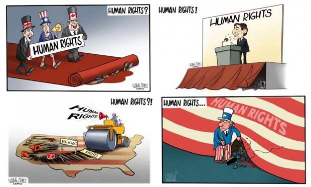 Права человека и геноцид народов Северной Америки