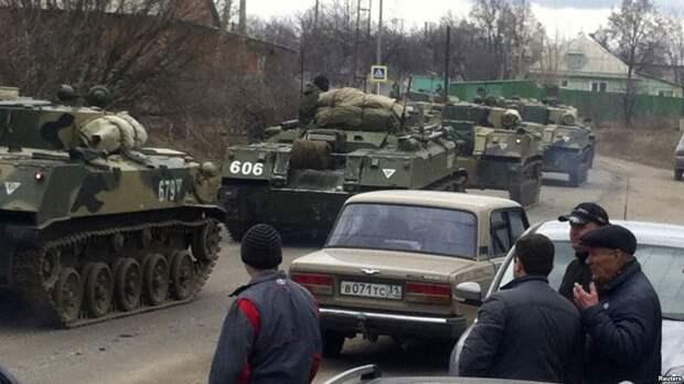 Как Украина к вторжению готовится