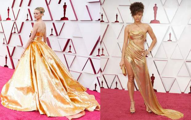 Церемония Оскар 2021 года: оцениваем наряды знаменитостей