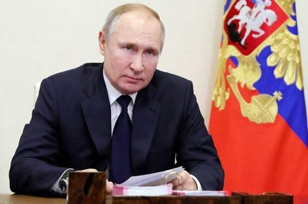 Встреча Путина и Байдена может состояться летом