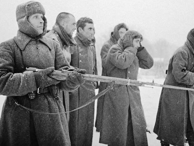 Где испанский «рядовой Райан» под Ленинградом «русскую степь» нашёл?
