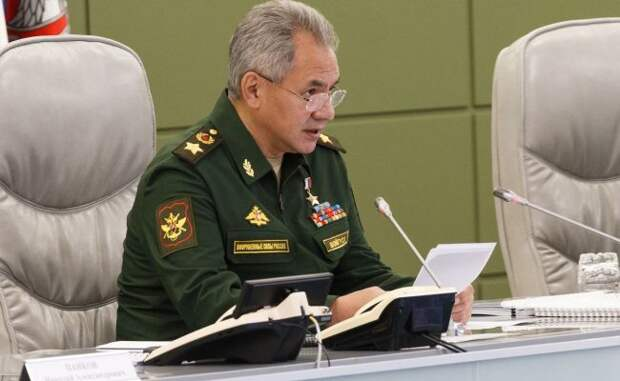 Шойгу обсудил Карабах иСирию сминистром обороны Турции