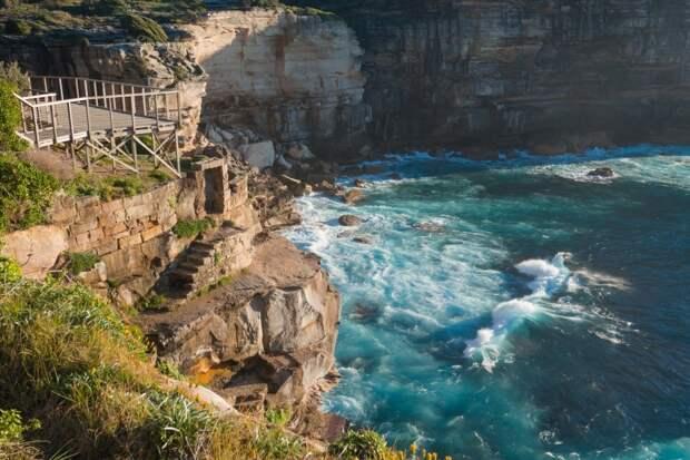 Почему британская красотка, звезда Инстаграма упала соскалы вАвстралии, пытаясь сделать селфи