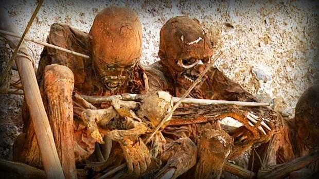 Копченые мертвецы