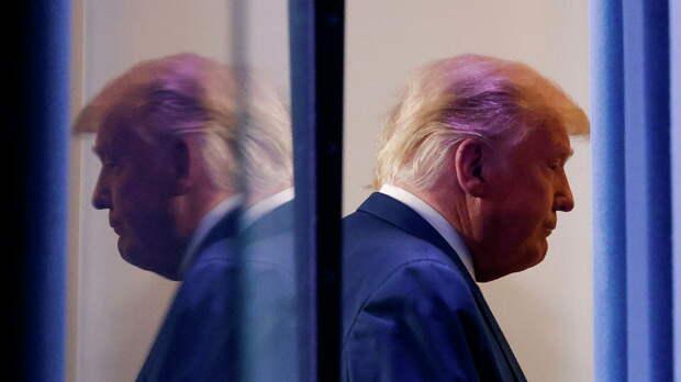 Чем Трамп занимался четыре года, что в его команде остался один лояльный человек?