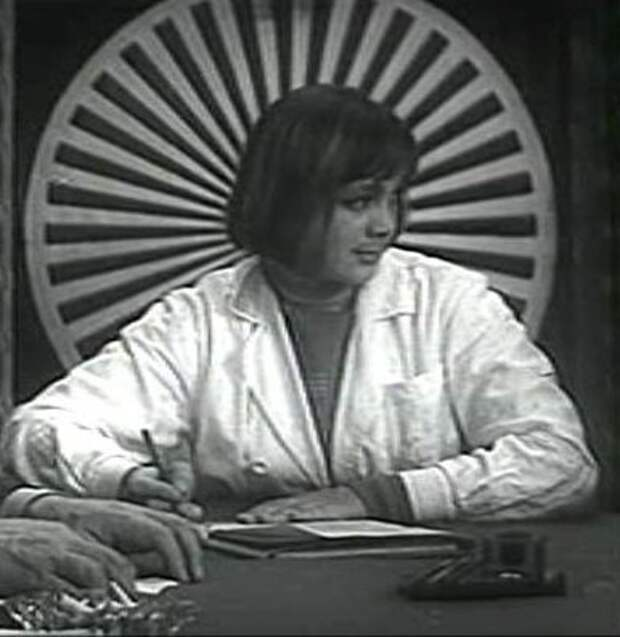 Забытая красавица советского кино Светлана Старикова.