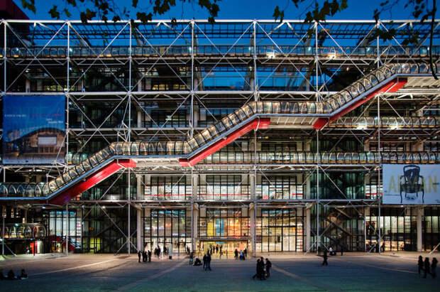 Музей Современного искусства в Париже.   Фото: parisgid.ru