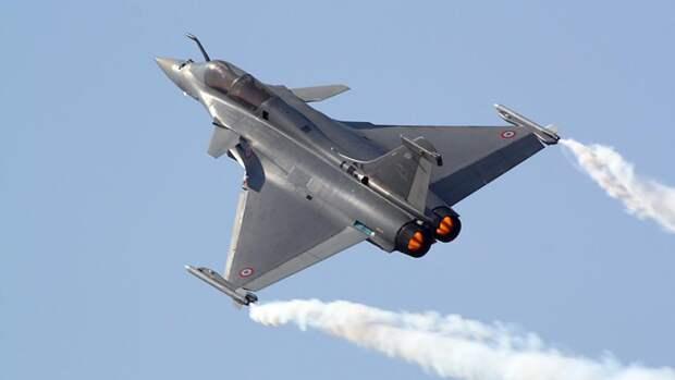 Французский многоцелевой истребитель четвертого поколенияДассо «Рафаль» ВВС Индии