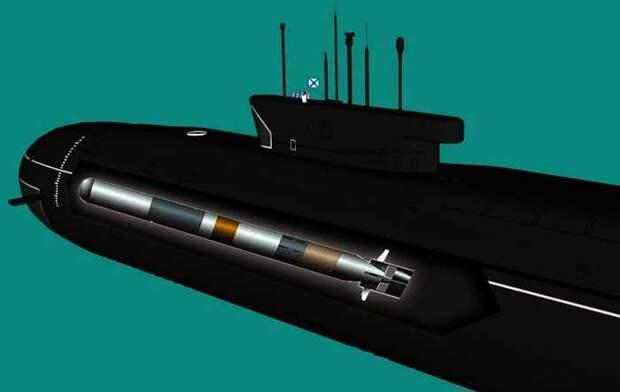 В США узнали планы создания в России новых субмарин