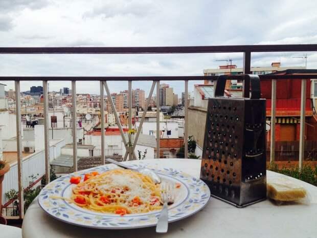 Жизнь с итальянцем: начните с покупки одежды на размер побольше!