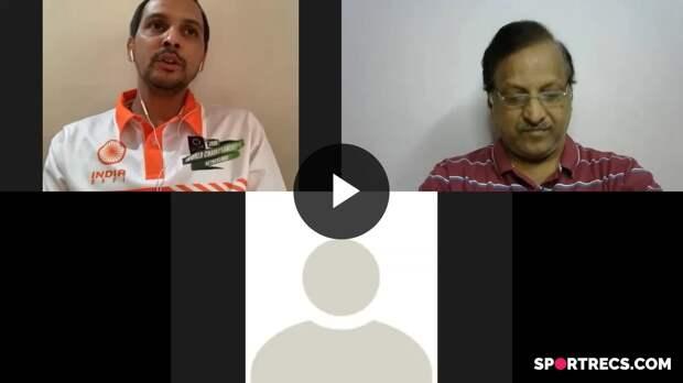 Conversation with International Roller skate player & coach Mr. Pushkar Arvind Kulkarni