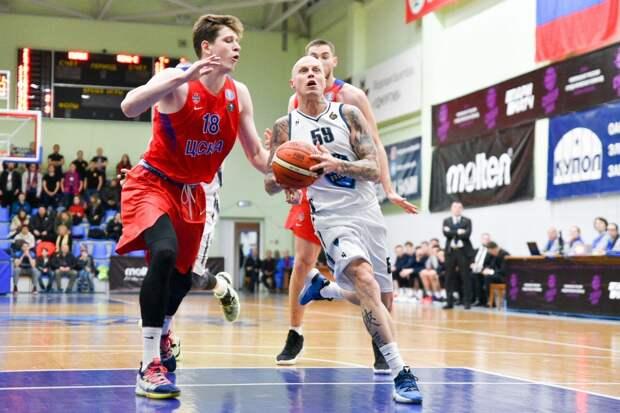 Баскетболисты «Купол-Родников» одержали в Ижевске первую победу в 2020 году