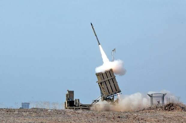 Система ПВО Израиля перехватила ракету, выпущенную из сектора Газа