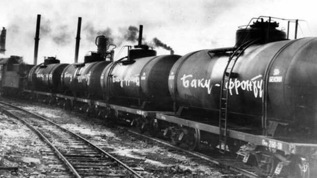 Советская нефть. Двести метров до победы Германии