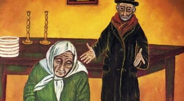 Еврейская притча для всех мам