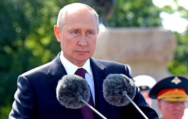 Stern: У Путина круги под глазами из-за событий в Хабаровске