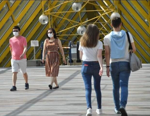Москва переходит на новый этап снятия ограничений