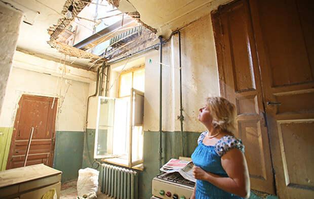 Жителей крымских поселков пообещали переселить из аварийного жилья