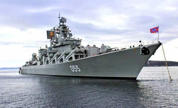Почему в НАТО до сих пор опасаются крейсера «Маршал Устинов»