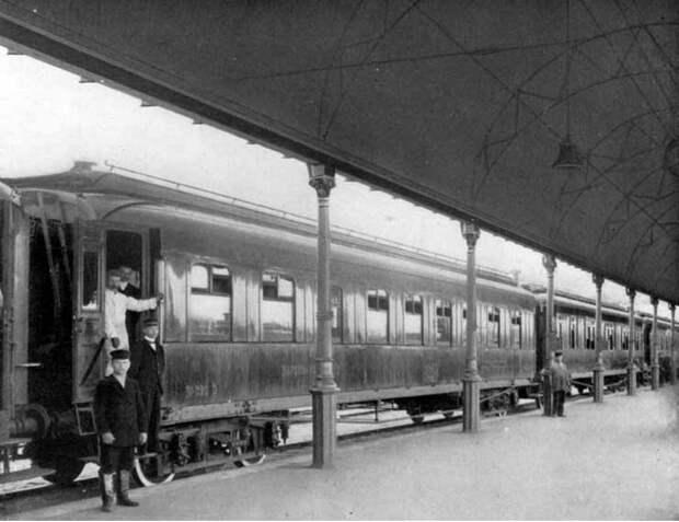 05. Вагон поезда