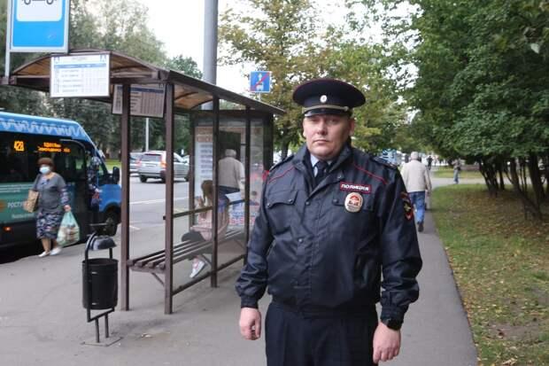 Участковый Коробков за день вычислил группу молодых вандалов