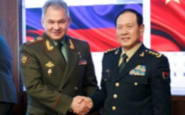 Военный союз России и Китая: основания, перспективы и последствия