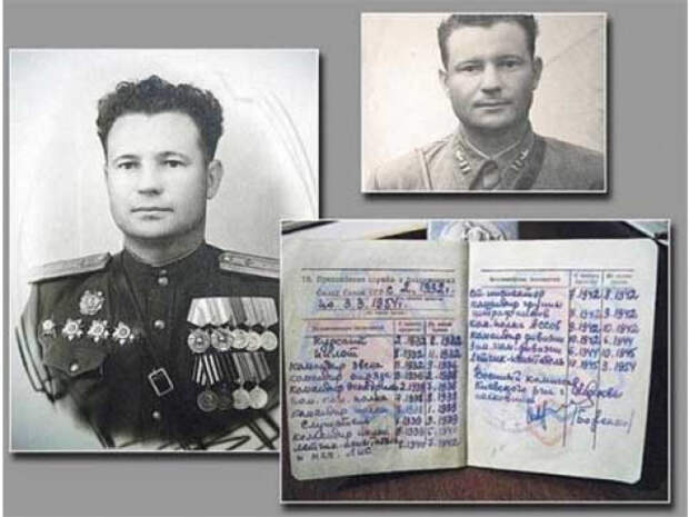 Иван Фёдоров. Красный дьявол с Рыцарским крестом
