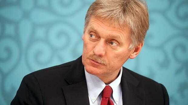 Песков оценил беспокойство США из-за перемещений российской армии