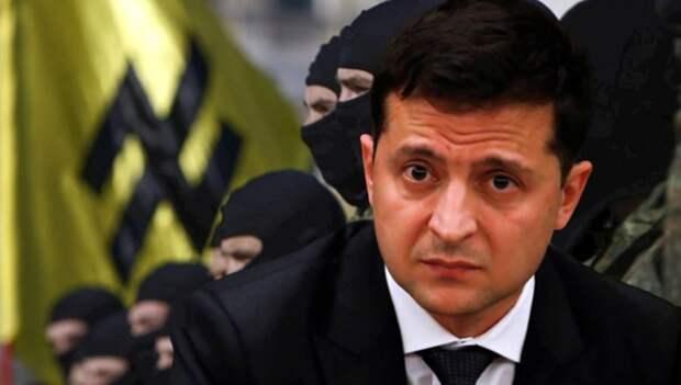 Обострение на Донбассе вогнало Зеленского в цугцванг