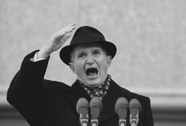 «Румынский Сталин»: как свергли Николае Чаушеску