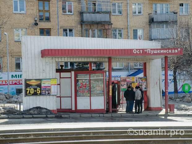 В Ижевске отменили запрет на размещение рекламы на остановочных павильонах