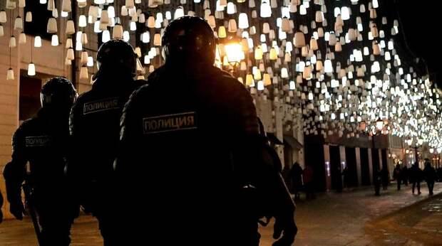 МВД призвало россиян водержаться от похода на несогласованные акции