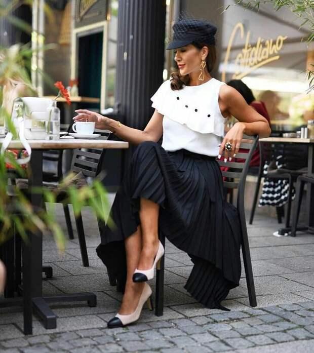 Детали: Street Style&Подиум