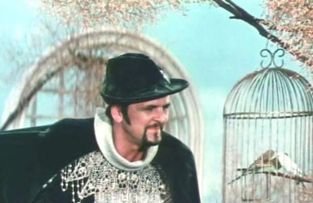 Юрий Яковлев в фильме *Король-олень*, 1969 | Фото: kino-teatr.ru